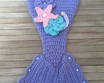 Newborn Mermaid Costume