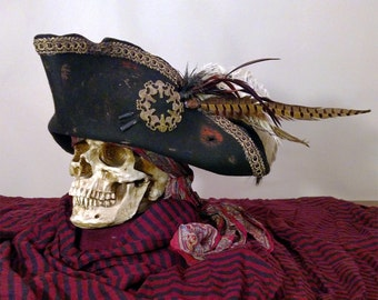 Pirate Captain's Hat