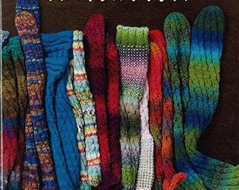 "Japanese Handicraft Book,""Fit only knit socks spiral straight Bernd Koestler"",Handmade,DIY,Japan"