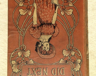 What Katy Did Next by Susan Coolidge antiquarian book