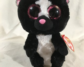 TY Beanie Boo Flora the Skunk