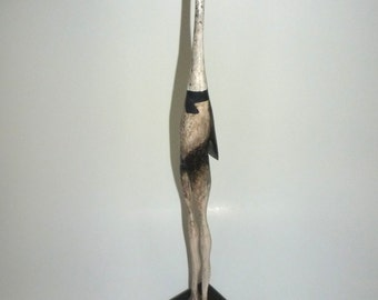 Modern Bird Carving B-10