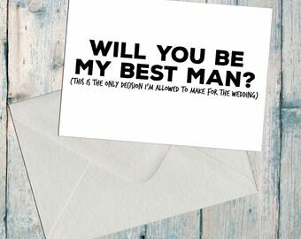 best man proposal
