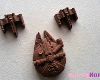 Chocolate Jedi Initiate Set, Star Wars, The Force