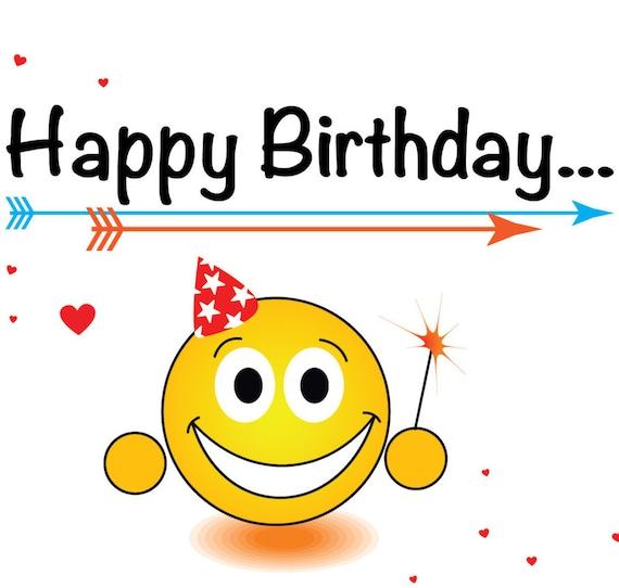 Items Similar To Birthday Card, Whatsapp Card, Funny Images, Happy Birthday, Birthday Whatsapp