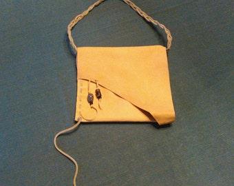 Pig Leather Bag