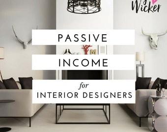 Passive income Etsy