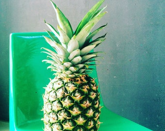 "GreetingCard ""Pineapple"""