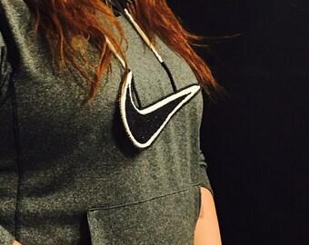 Nike Beaded Medallion