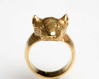 Rat-Mouse head ring