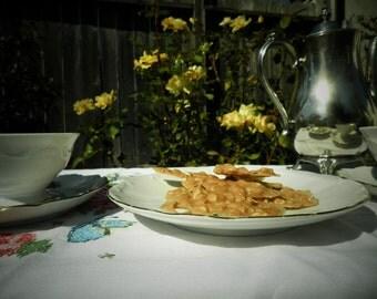 Buttered Cashew Brittle Chips