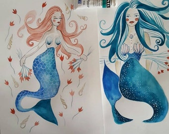 series of two sirens