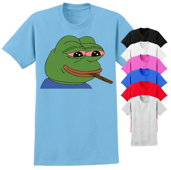 Pepe The Frog T Shirt Sad Funny Feels Bad by ...