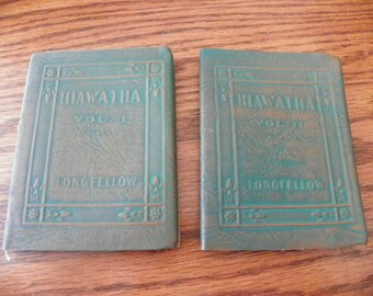 HIAWATHA VOL.I&II,  (Henry Wadsworth Longfellow)