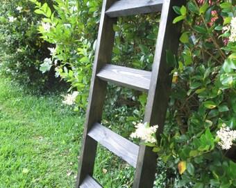 Blanket Ladder 5 ft, Farmhouse Home Decor, Farm House Decor, Nursery Decor
