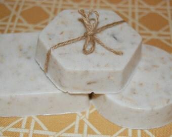 Handmade all-natural soaps (Full Size)