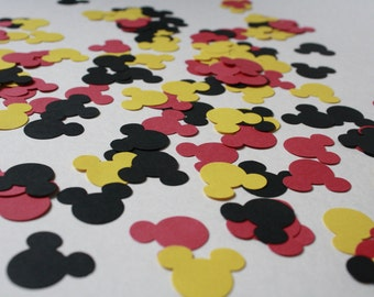 Mickey Mouse Confetti - 225 Pieces