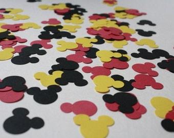 Mickey Mouse Confetti - 225 Pieces