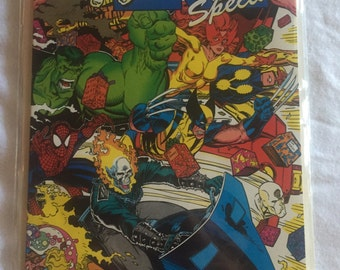 Marvel Holiday Special 1993