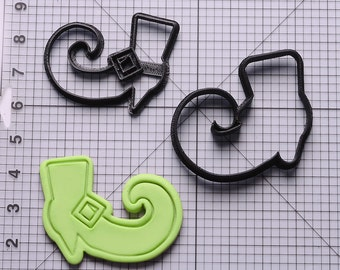 Witch Shoe Cookie Cutter