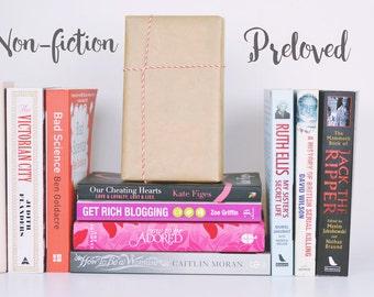 Non-Fiction (Preloved, Paperback)- Lucky Dip Book