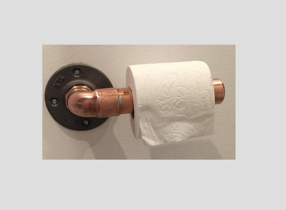 Copper Toilet Paper Holder For Bathroom