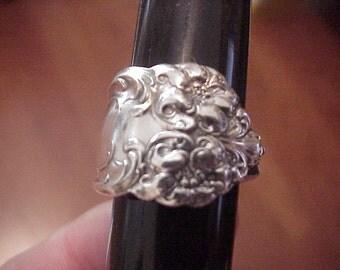 Reed&Barton Tiger Lily Ring