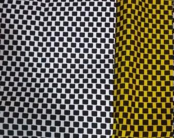 African Fabric, THE LUDO AFRICAN Fabric, Ankara Print, Multicolored Ankara, African Print, Ankara Fabric