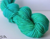 Elevenses DK Yarn Mini Skein, Aqua