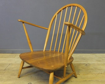 Ercol Low Lounge Chair