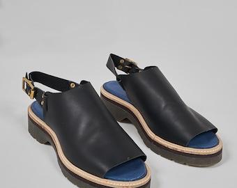 Sling back sandal