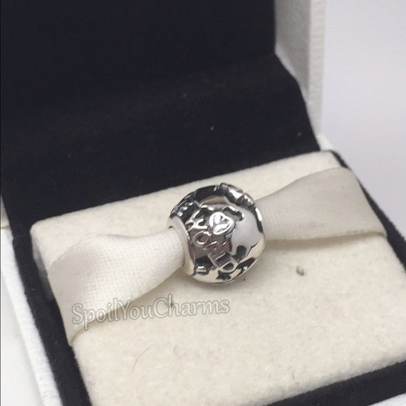 authentic pandora around the world charm with by