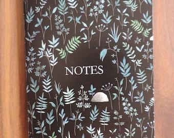 A6 handmade eco-friendly notebook