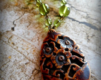 Tranquil Woods Necklace