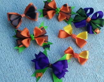 Custom Bows for Girls - Made to Order