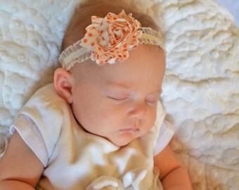 Flower Headbands, Baby Headbands, Girl Headband, Many Different Colors