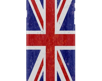 Union Jack Full Wrap Phone Case For iPhone and Samsung