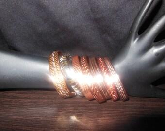 Medical bracelets copper  magnet