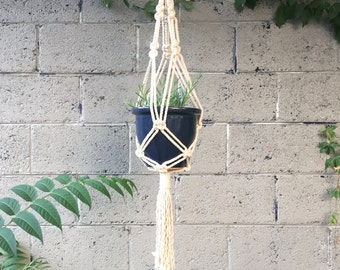 Macrame Plant Hanger - Large and In Charge