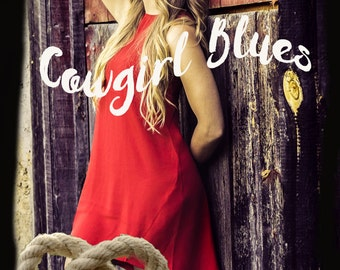 Cowgirl Blues ebook cover
