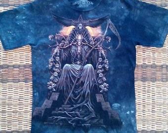 Skullbone Men's Tee 2011 Abrar Ajmal Medium size