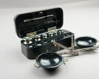 Apothecary weights, weights, weights for scales, antique scales, scales, black scales, scales USSR