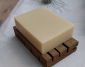 Handmade in USA  IPE wood Soap Dish - Draining Soap Dish - Soap Tray - Wood Soap Dish - Wooden Soap Dish - Soap Saver