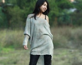 Special Order for Corinne - Cashmere Tunic, Oversized Sweater