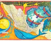 Mexico Dream Map
