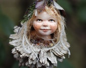 Pixie girl Mienka handmade decoration