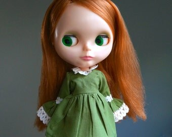 everything's gone green dress for blythe