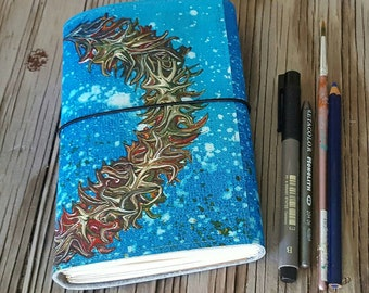 Express Yourself Journal a creative expression art journal for travel by tremundo