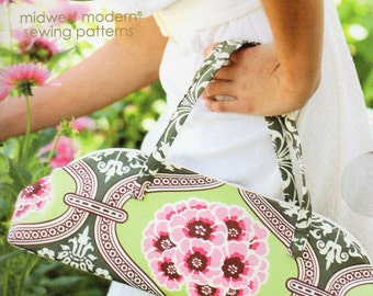 Printed Sewing Pattern - Kimberly Bag By Amy Butler AB034KB