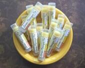Lemon Meringue Pie Vegan Lip Balm - Limited Edition End of Summer Flavor